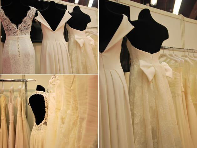 Veronika Jeanvie pour une robe de mariée