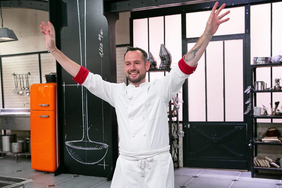 Top Chef2020: David Gallienne gagnant de la saison 11