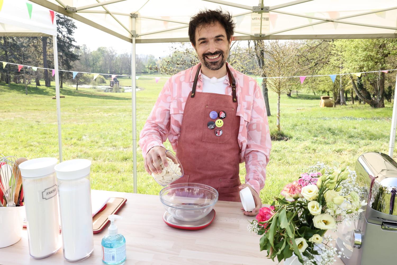 Jérémy, le rockeur du Meilleur Pâtissier