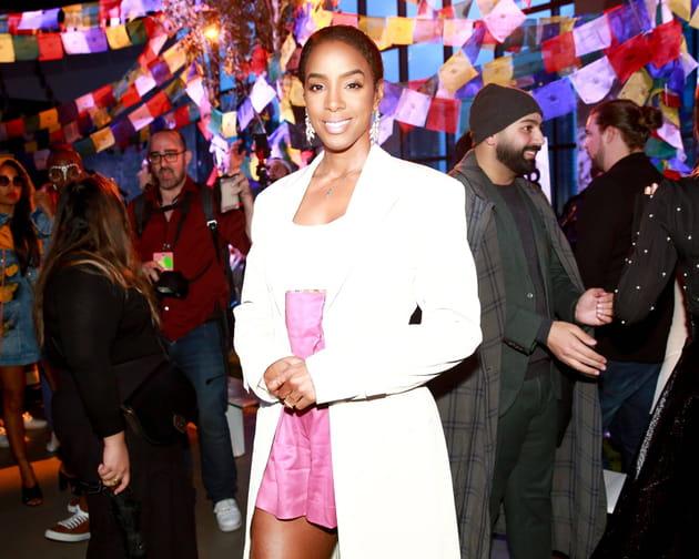 Kelly Rowland au défilé Prabal Gurung