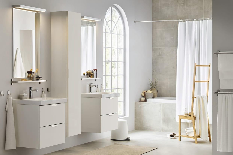 Amenagement Petite Salle De Bain Wc envie d'une salle de bains ikea ? les nouveautés 2019 sont là !