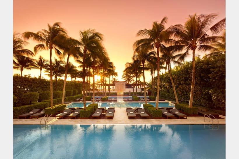 Hotel de luxe : The Setai Miami Beach