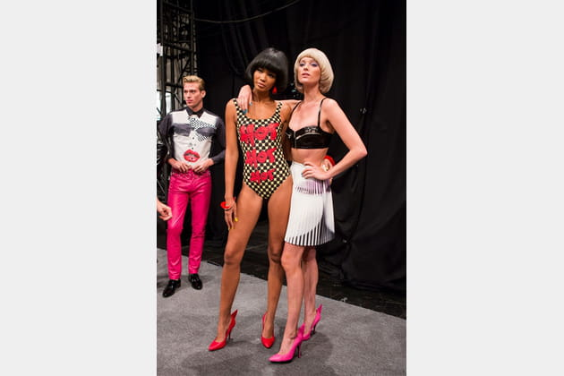 Jeremy Scott (Backstage) - photo 12