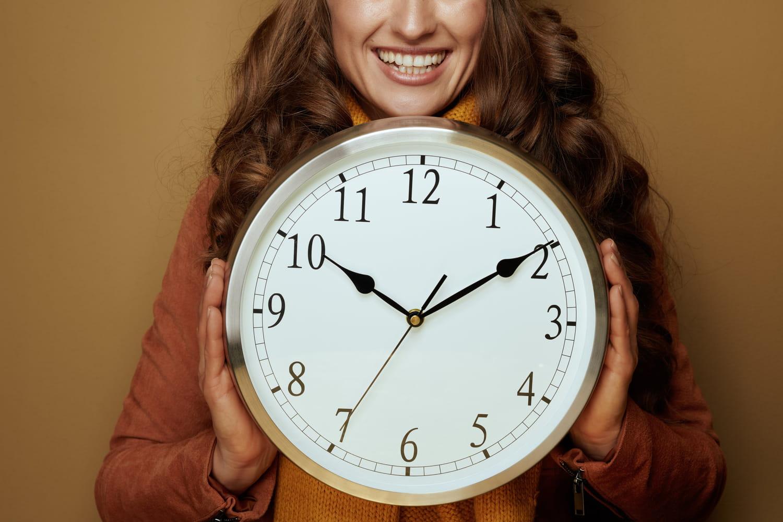Changement d'heure: en octobre 2021, quelle date?