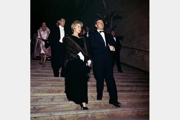 Très Cendrillon avec Henri Vidal, 1959