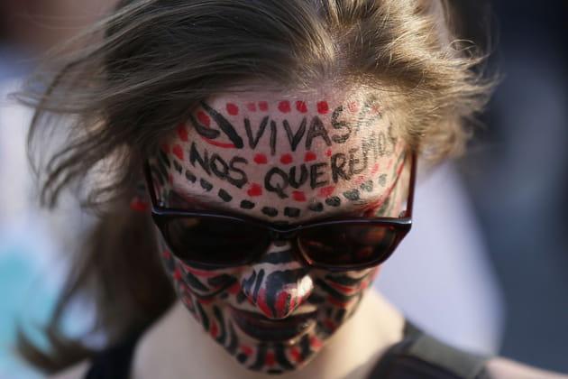 """""""Nous voulons vivre"""" au Mexique"""
