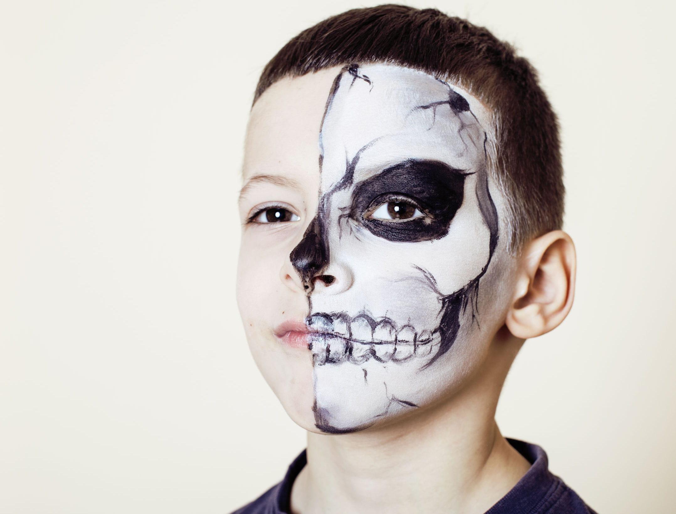 Préférence Comment maquiller mon enfant pour Halloween ? EE66