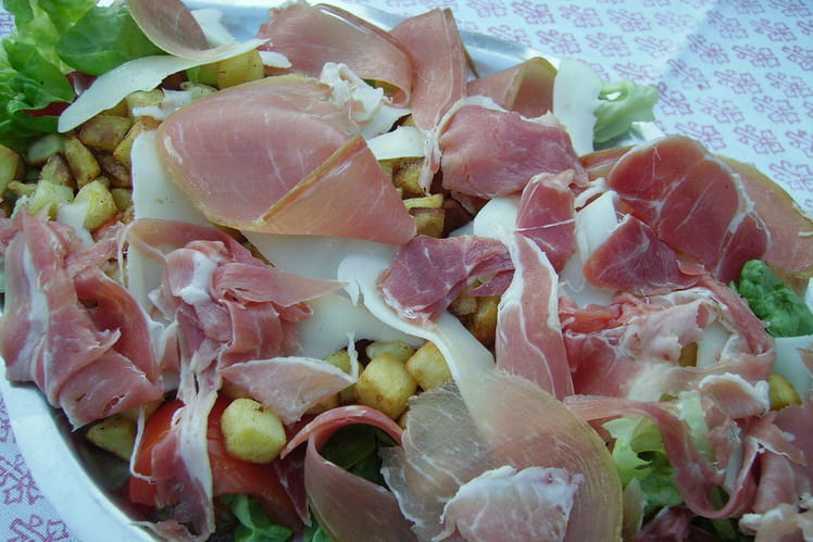 Salade franco-italienne