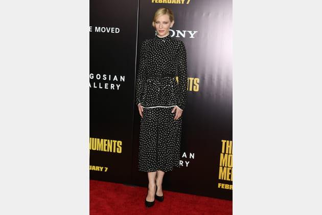 Cate Blanchett le 4février 2014