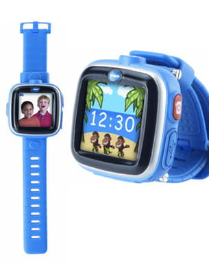 une montre high-tech !