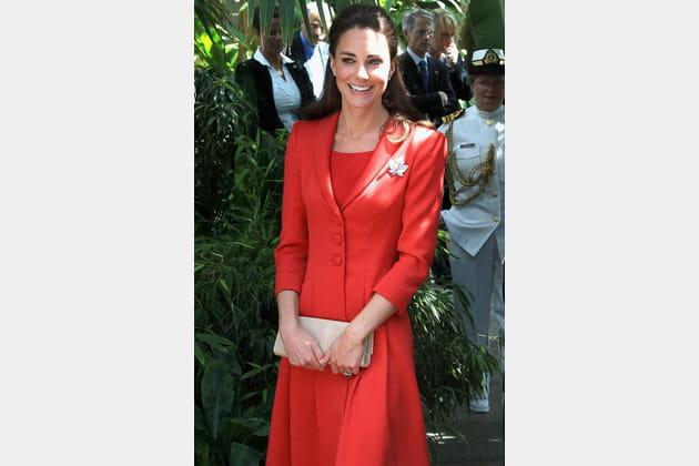 La duchesse en rouge