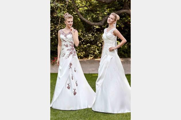 Robe de mariée Nora de Point Mariage
