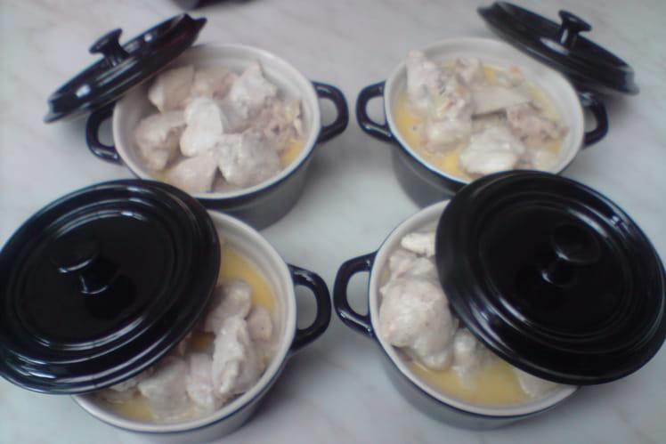 Chti poulet (au maroilles)