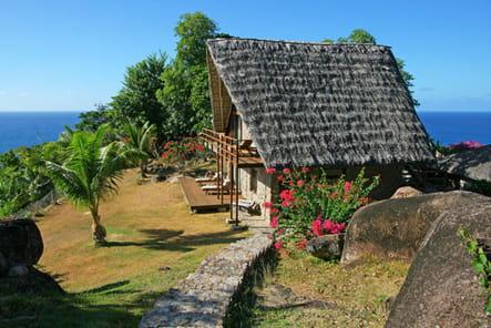 Une demeure de rêve à l'esprit nature