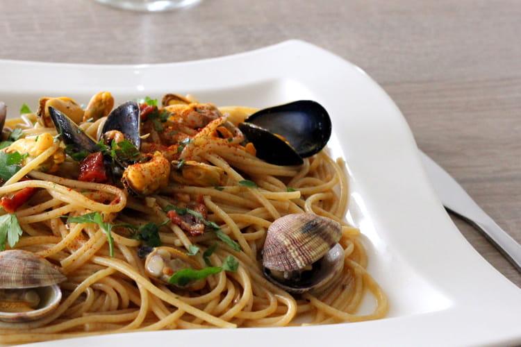 Spaghetti Vongola et Moules