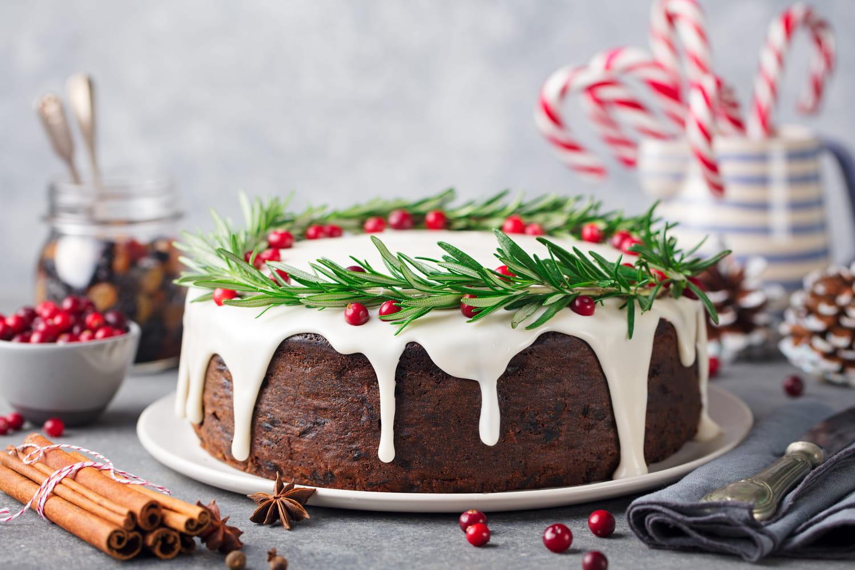 Dessert de Noël: recettes de bûches, verrines et gâteaux