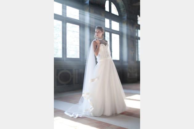 Robe de mariée Basilic