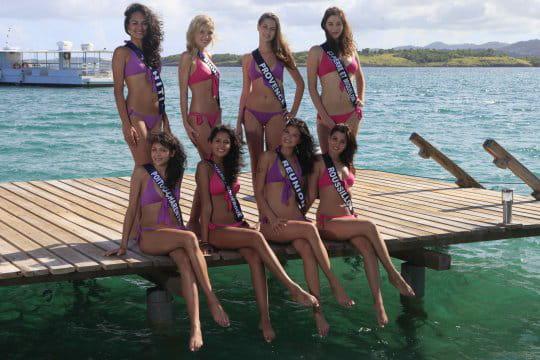 Les miss en Martinique