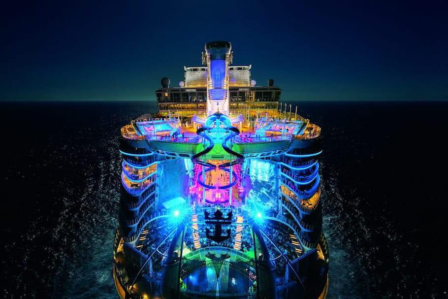 Symphony of the Seas: la promesse d'une amusante croisière
