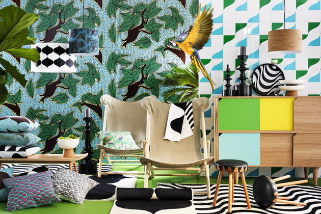 Tillfälle, une collection d'IKEA aux couleurs brésiliennes