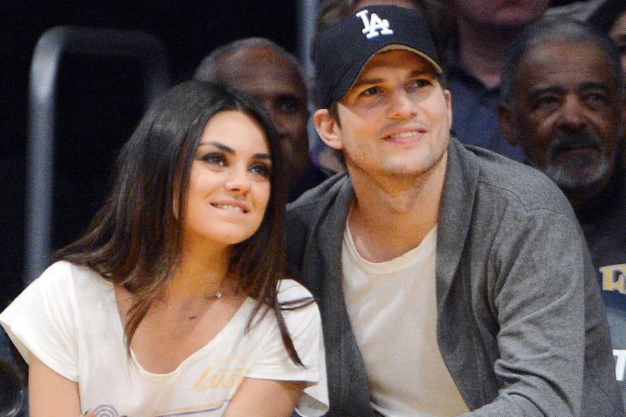 Mila Kunis et Ashton Kutcher attendent leur deuxième enfant