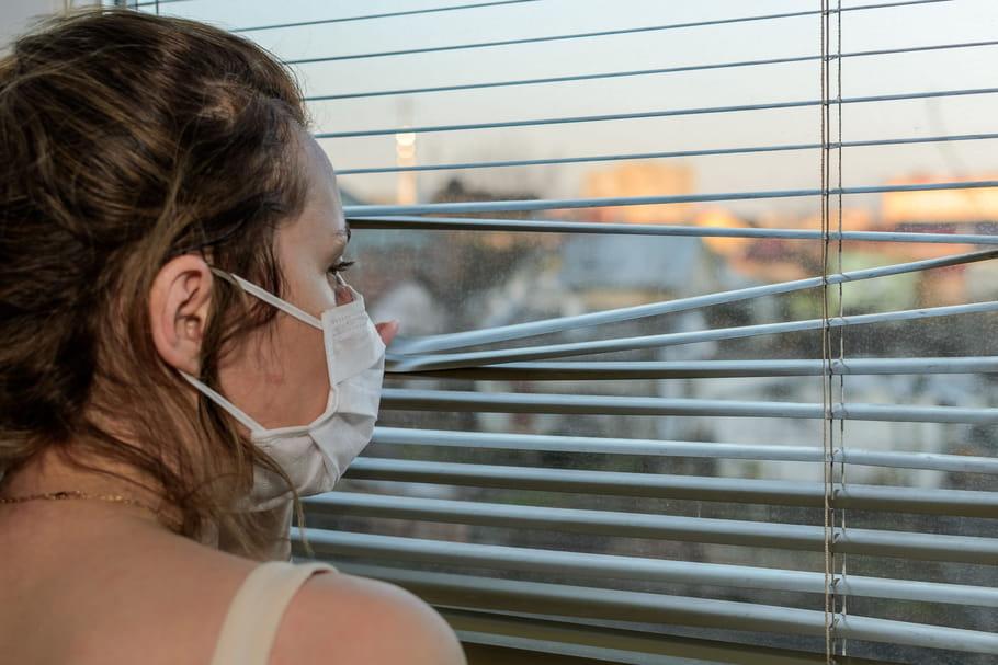 Covid-19et isolement à domicile: les consignes jusqu'à la guérison