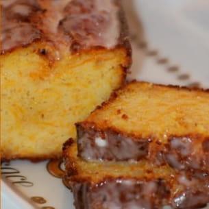 cake au potimarron et au chocolat blanc