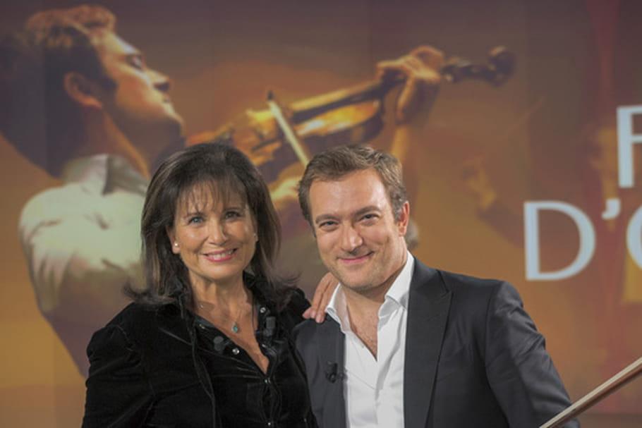 """Ce qu'il faut voir ce soir à la télé: Renaud Capuçon, invité d'Anne Sinclair dans """"Fauteuils d'orchestre"""" sur France 3"""