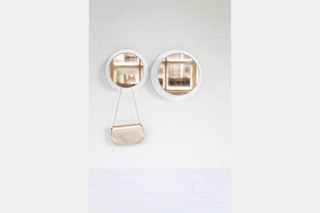 Miroir Studio Simple de Serax