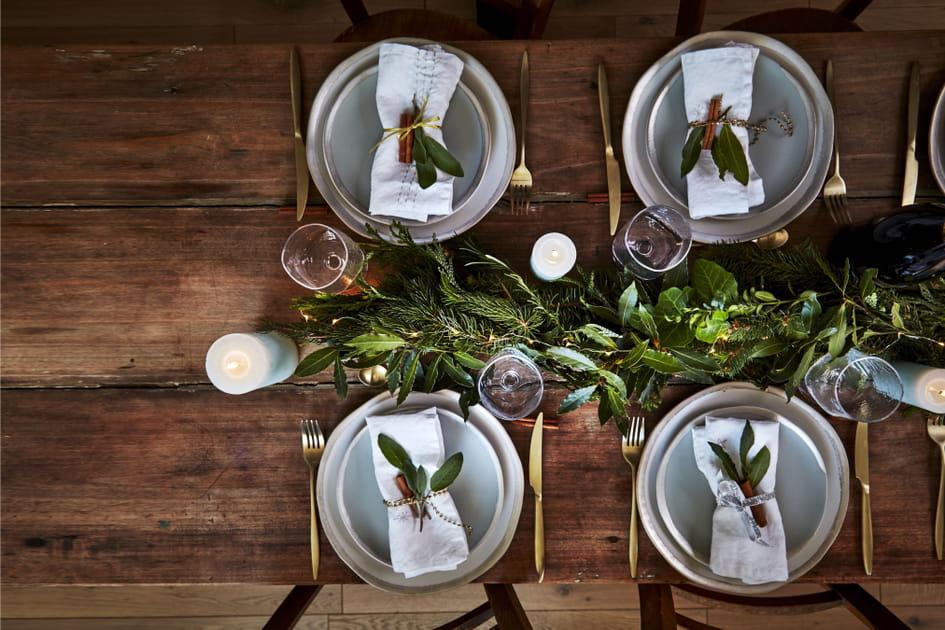 Épater ses invité.e.s avec un centre de table green