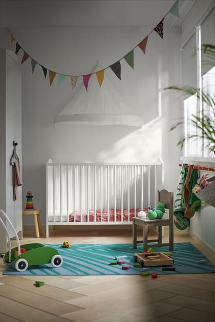Chambre de bébé inspirée