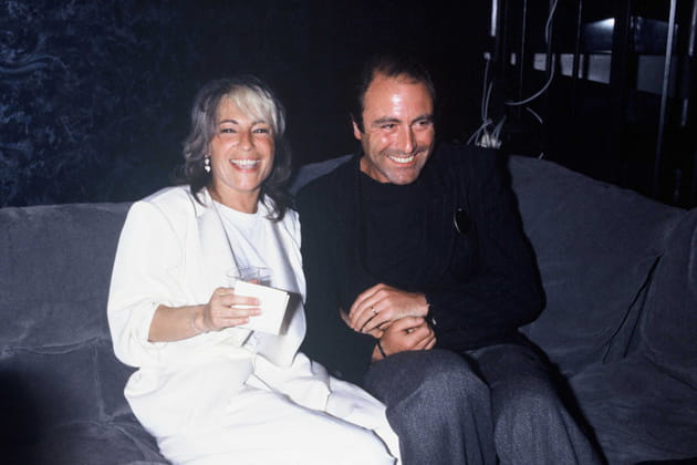 Avec Catherine Lara au Zenith