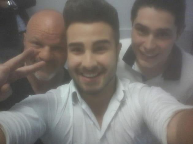 Top Chef : Kevin, Xavier et Philippe font la tournée des émissions