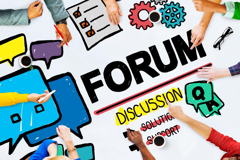 FAQ forum cuisine: comment participer et recevoir des réponses?