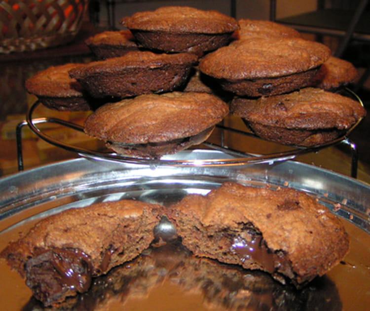 recette de cookies moelleux au chocolat la recette facile. Black Bedroom Furniture Sets. Home Design Ideas