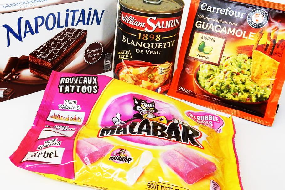 Nanoparticules : absentes des étiquettes, mais présentes dans nos aliments