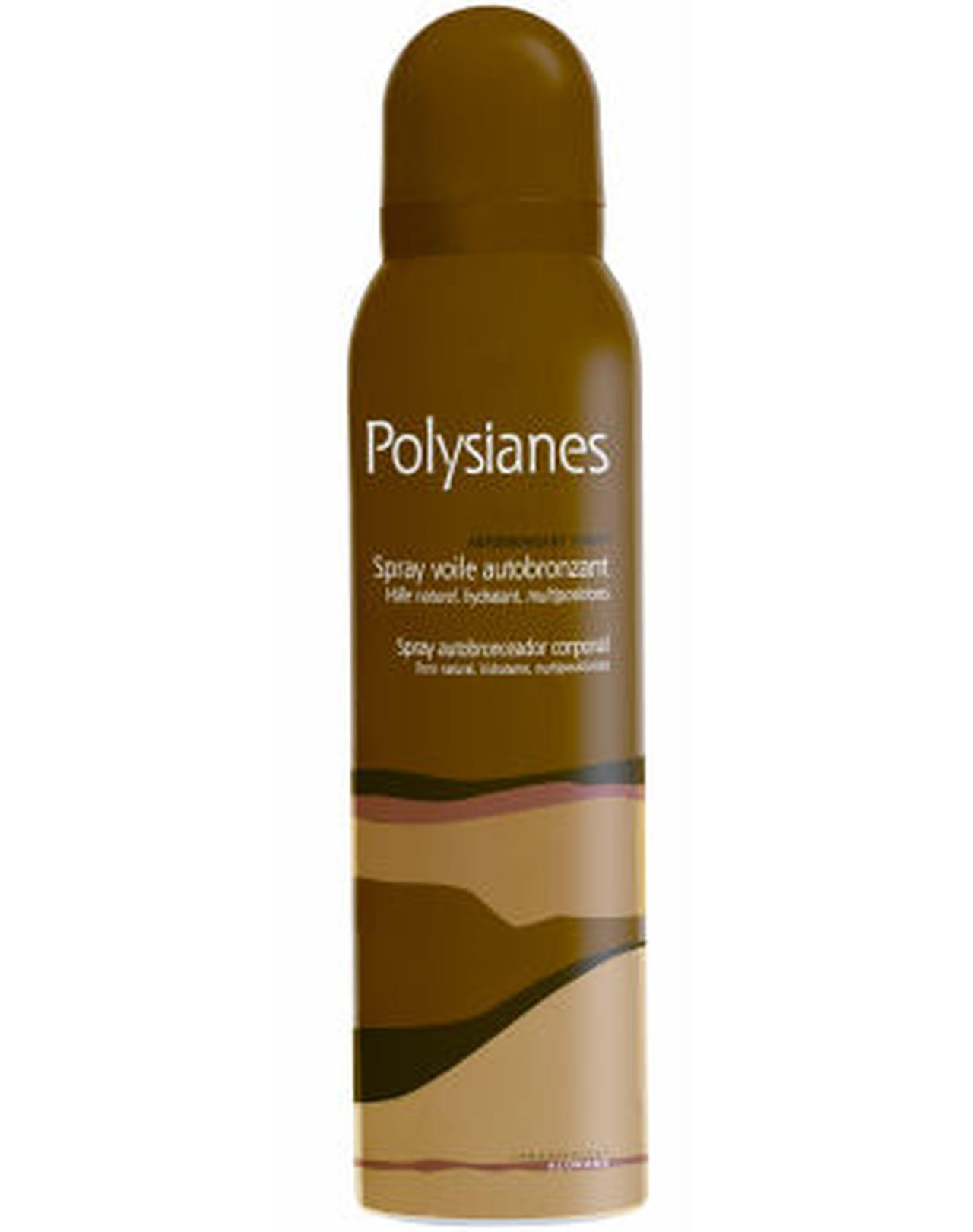 Autobronzant Polysianes Spray Spray Voile De Voile dBxoreWC