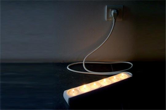 Une lampe prisée