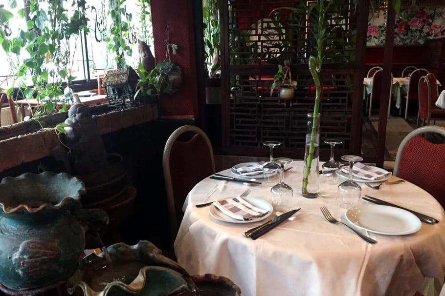 Le Lys d'or, la fine fleur de la gastronomie chinoise