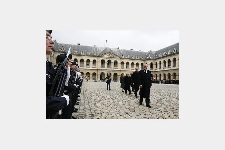 Jacques Chirac et le cas Villepin