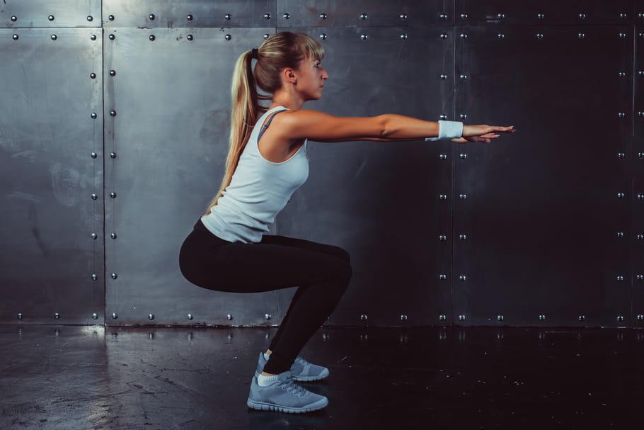 Mes exercices anti-cellulite