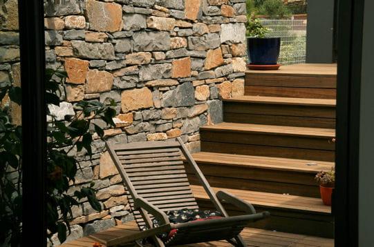Une terrasse en int rieur for Enlever odeur cigarette chambre