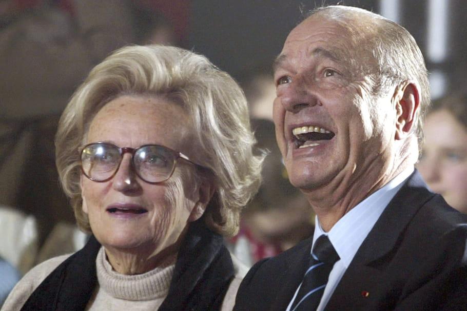 Jacques et Bernadette Chirac: l'autre histoire...