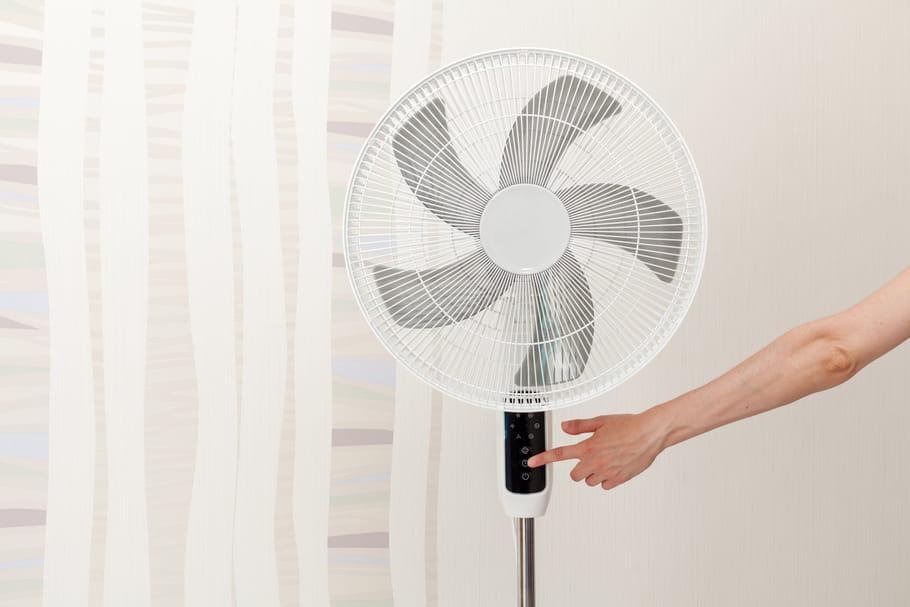 Meilleur ventilateur sur pied: notre sélection pour avoir moins chaud