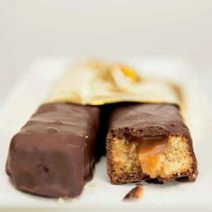 doubles sablés au chocolat