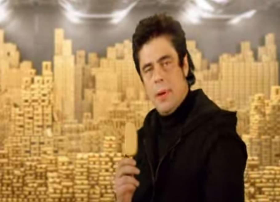 Benicio Del Toro, braqueur de Magnum