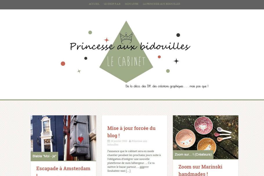 Le blog du moment : la Princesse aux bidouilles
