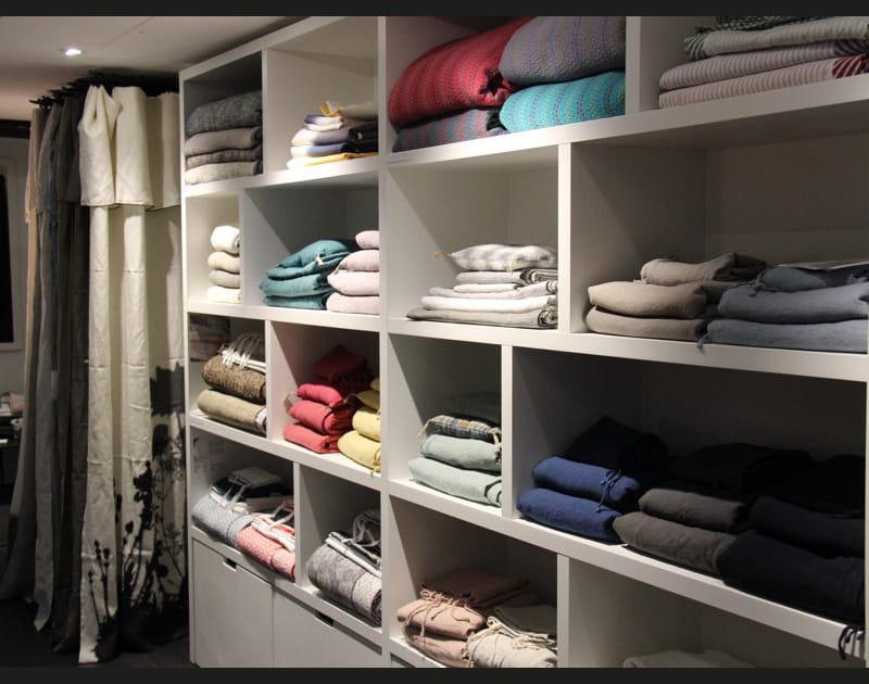 Collection de textiles