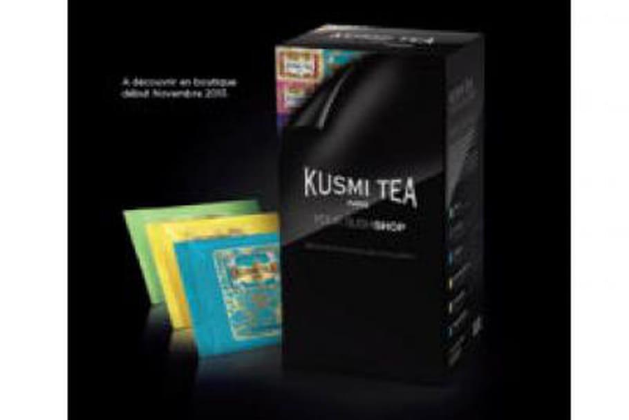 Sushi Shop s'associe à Kusmi Tea
