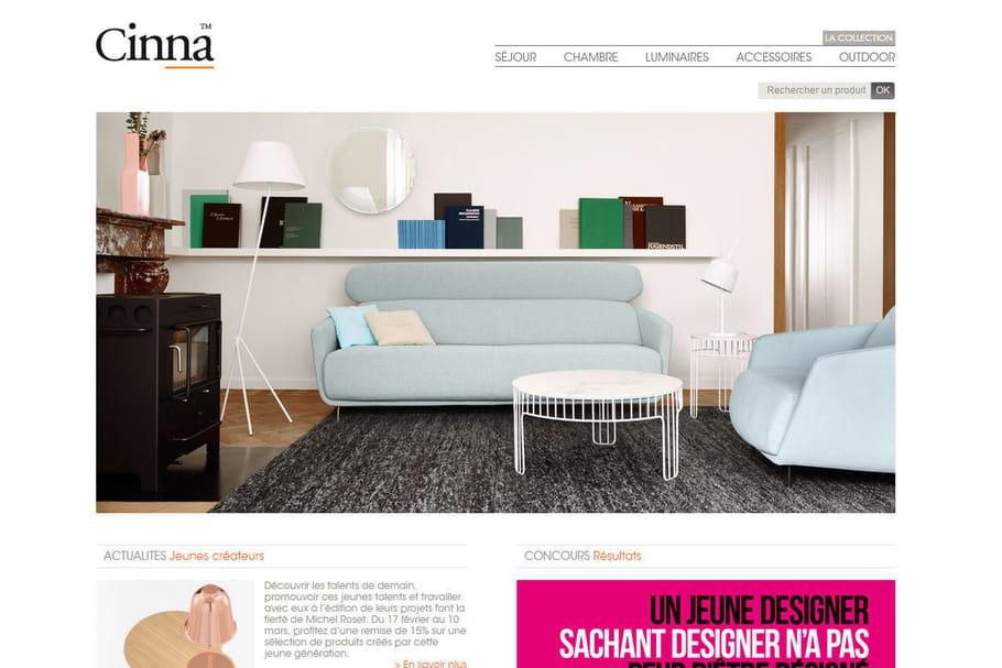 Acheter design chez Cinna
